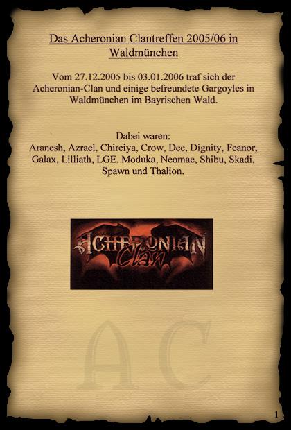 Der acheronian clan fandeluxe Image collections